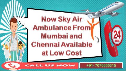 Get Reliable Air Ambulance from Chennai to Delhi Available Now