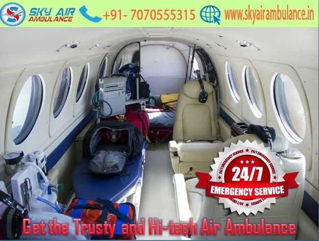sky air ambulance..
