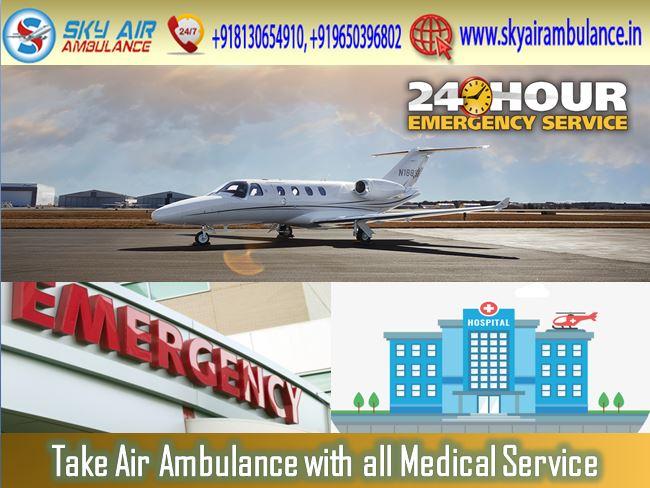 Sky Air Ambulance in Patna.JPG